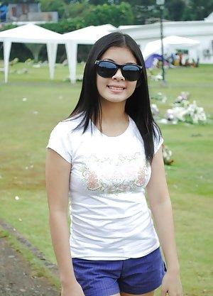 teenies Asian nude