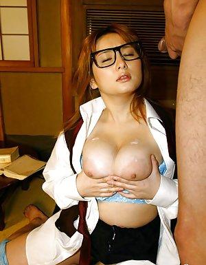 Asian Cumshots Pics